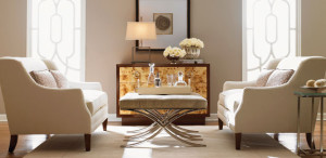 Image: Lexington Furniture available through Cromwell and Beadles